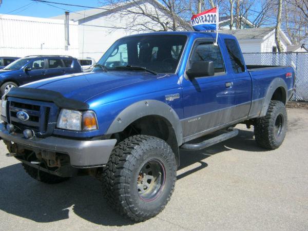 ford ranger a vendre au