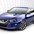 Nissan Maxima 2016: Dominante!