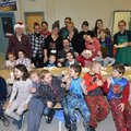 Un party de Noël pour le Club des Petits Déjeuners !