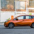 Nissan Versa Note 2017 : l'espace de rangement plus l'économie de carburant