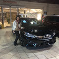 Excited to drive my 2016 accord :)