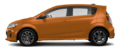 Sonic Hatchback LT