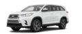 Toyota Highlander LE V6 FWD 2019