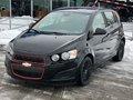 Chevrolet Sonic 2012 LT*HAYON*AUTO*AC*BLUETOOTH*CRUISE*GR ELEC