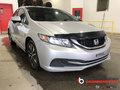 Honda Civic Sedan 2015 EX- MANUELLE 5 VITESSES- TOIT- CAMÉRA!
