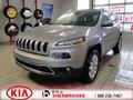 Jeep Cherokee 2015 Limited *CUIR*TOIT*NAV*CAMERA RECUL*