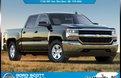 2016 Chevrolet Silverado 1500 LT 4x4, Cloth, Cruise, A/C, 6 Pass
