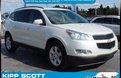 2012 Chevrolet Traverse LT AWD, Heated Cloth, 7 Pass, Towing Pkg