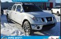 2013 Nissan Frontier Crew Cab SL 4x4, Leather, Nav, Backup Cam