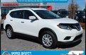 2014 Nissan Rogue S AWD, CVT, Cloth, Bluetooth, Cruise, A/C