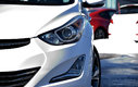 Hyundai Elantra Limited GPS+CUIR+TOIT..10,609KM.. 2015