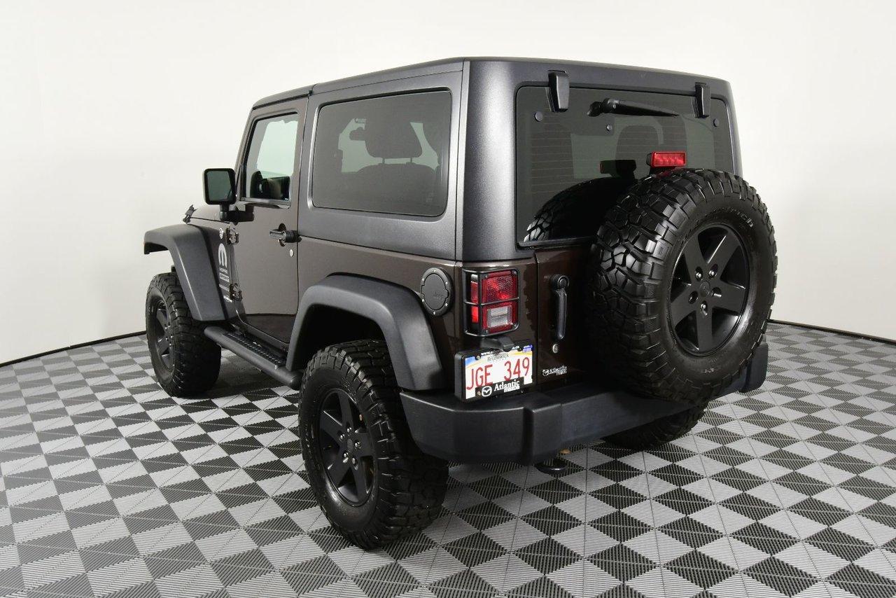 Photo Jeep Wrangler SPORT. Hard top. V6 2013