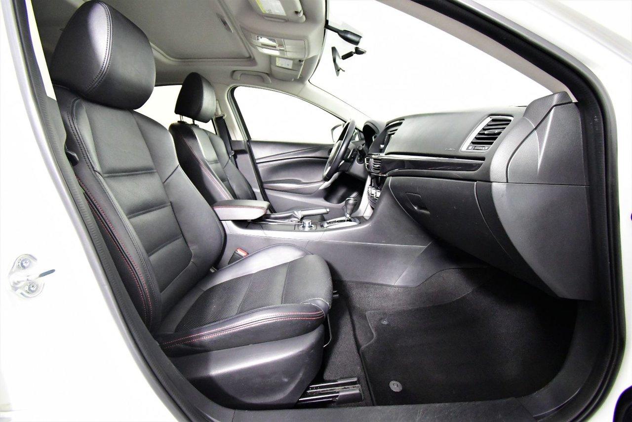 Photo Mazda Mazda6 GS. Sunroof. Back-up cam. 2014 toit ouvrant