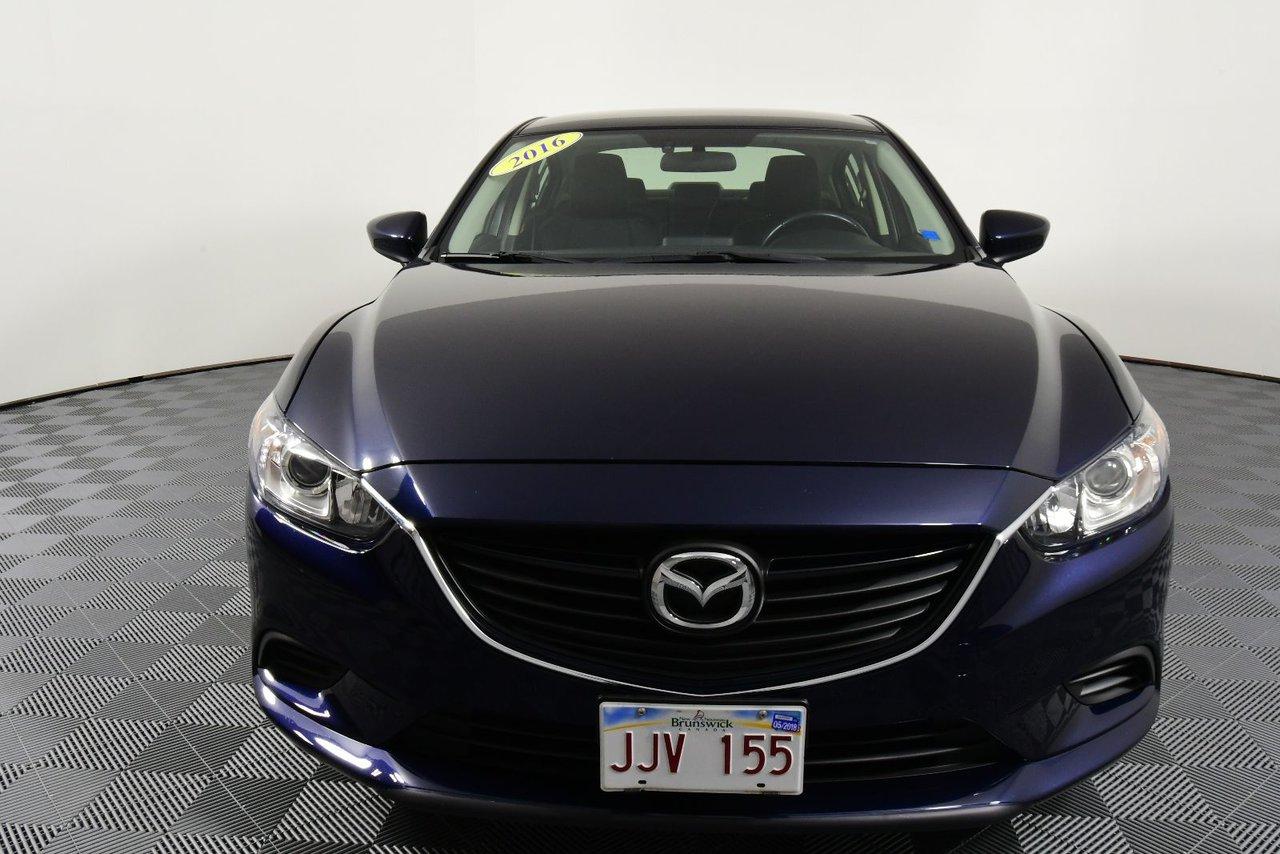 Photo 2016 Mazda Mazda6 GS 0% Financing. Back-up cam.