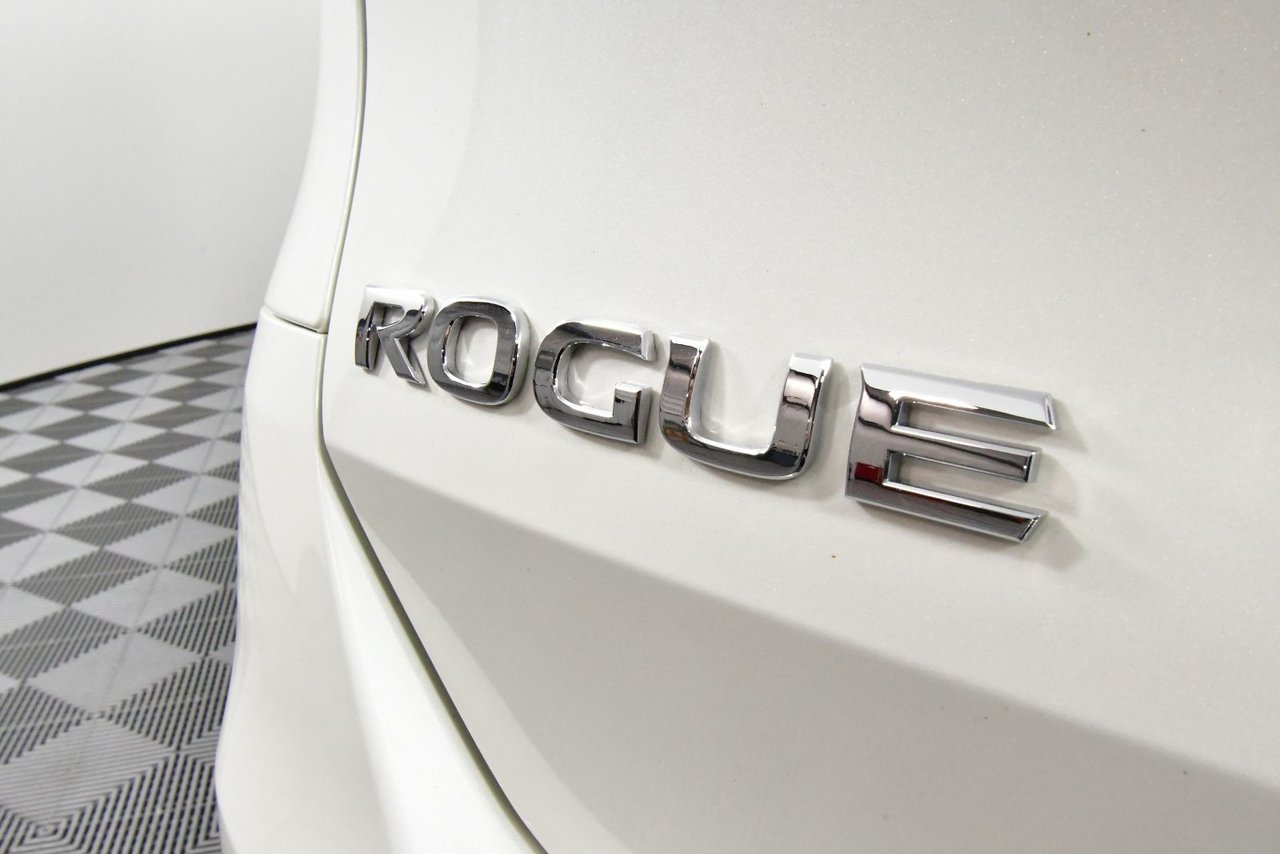 Photo 2016 Nissan Rogue S AWD