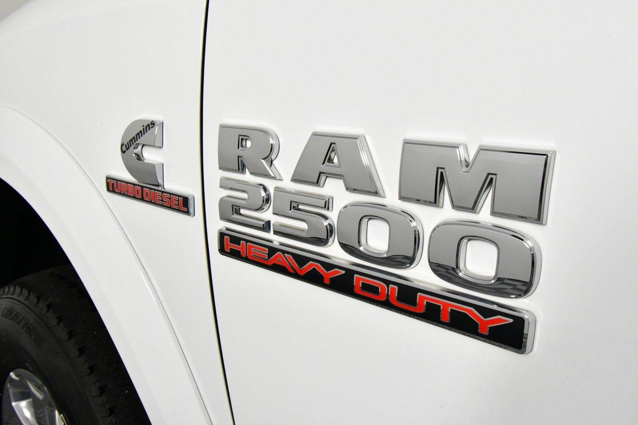 Photo Ram 2500 Outdoorsman 4x4 Cummins Diesel Long Box 2017 4x4
