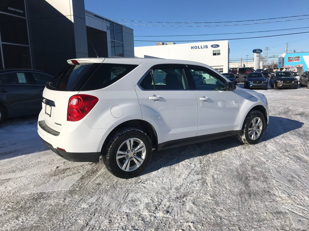 Photo 2011 Chevrolet Equinox POWER PACKAGE! ALLOY WHEELS! NEW TIRES! POWER PACKAGE! ALLOY WHEELS! NEW TIRES!