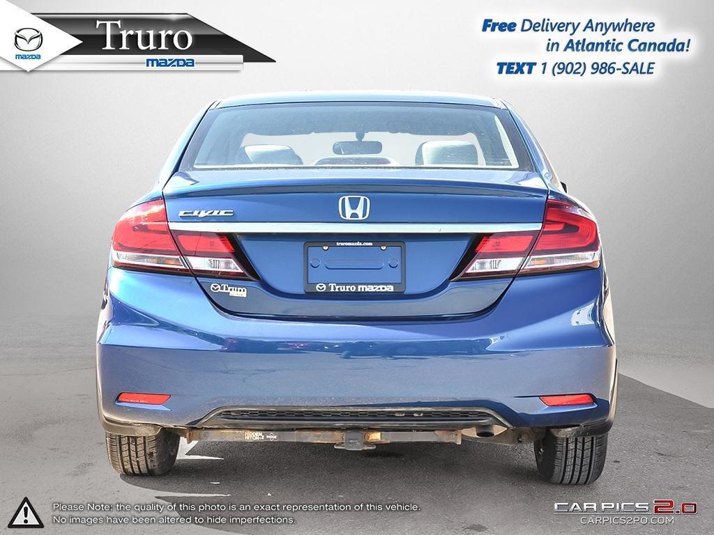 Photo 2013 Honda Civic AUTO! NEW TIRES! NEW BRAKES! BLUETOOTH! AUTO! NEW TIRES! NEW BRAKES! BLUETOOTH!