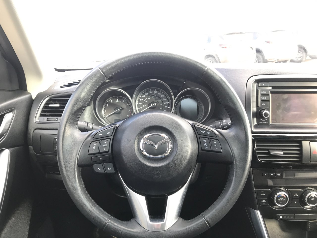 Photo 2013 Mazda CX-5 LEATHER! BOSE STEREO! EXT WARRANTY/2019!!! LEATHER! BOSE STEREO! EXT WARRANTY/2019!!!