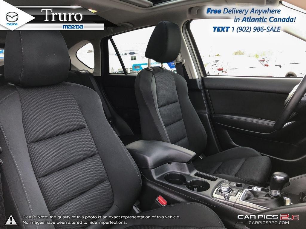 Photo 2016 Mazda CX-5 GS! EXT WARR/2020! AWD! SUNROOF! HEATED SEATS! GS! EXT WARR/2020! AWD! SUNROOF! HEATED SEATS!
