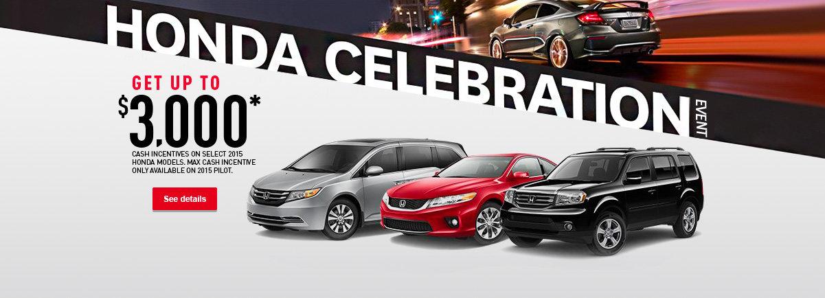 2015-01 Honda celebration event
