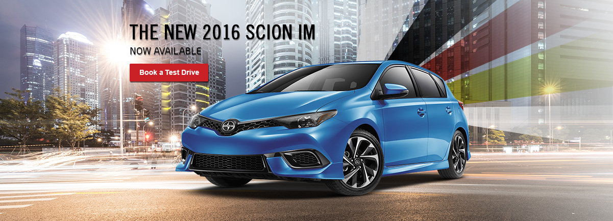 The New 2016 Scion IM