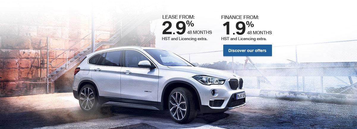 January Promo - BMW