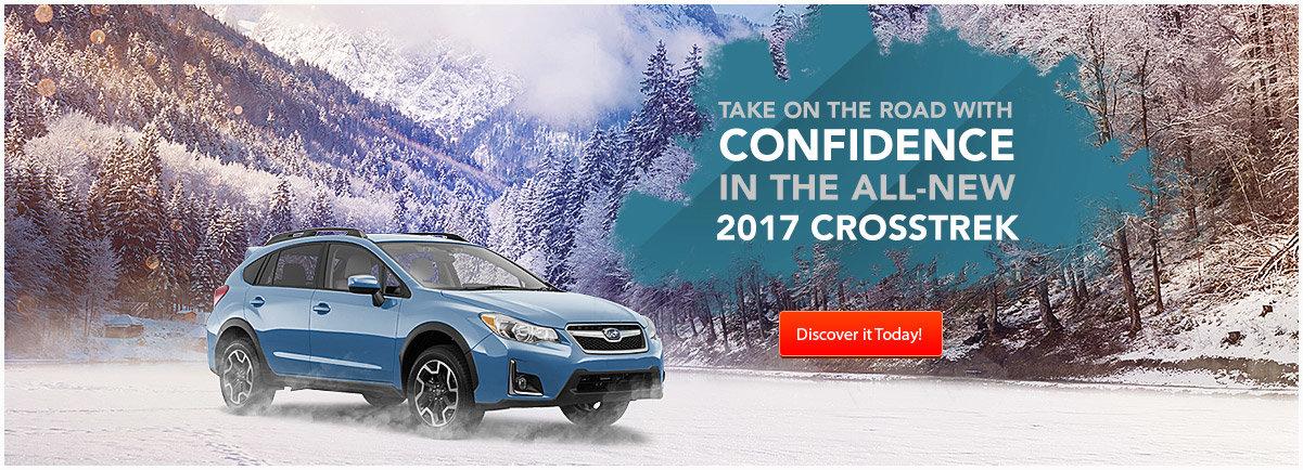 2017 Crosstrek