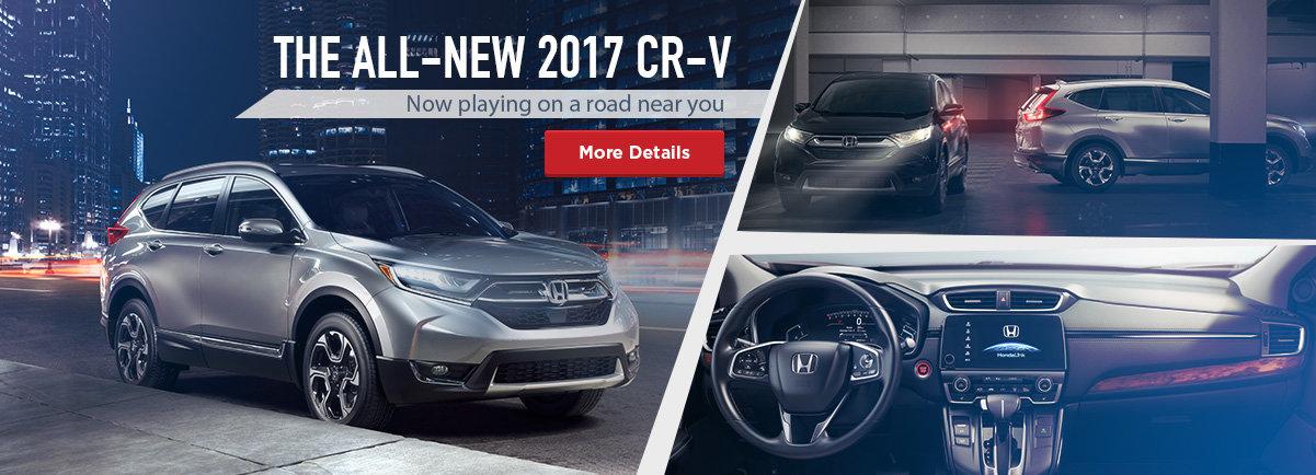 2017 CR-V !