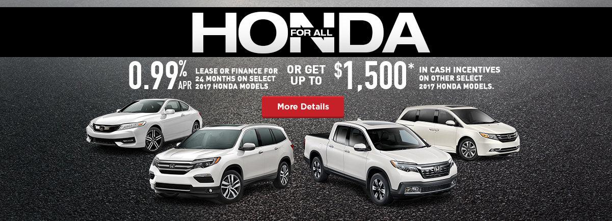 Promo Event Honda Brockville