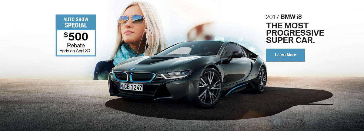 Auto Show Special - 2017 BMW i8