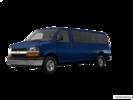 2015 Chevrolet Express 3500 PASSENGER LS