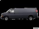 2016 GMC Savana 3500 CARGO