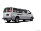 2016 GMC Savana 3500 PASSENGER LT