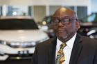 Bernard Asafu Adjaye