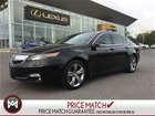 2012 Acura TL TECHNOLOGY PACKAGE WITH SH AWD Fully loaded vehicle,leather, Navigation includes winter tires!