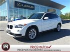 2013 BMW X1 XDrive35i xLine 300 hp! Performance Sport Utility, Panoramic Sunroof,Parking Sensors and a Clean Carproof