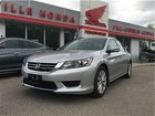 2014 Honda Accord Sedan LX. ONE OWNER!!! LIKE NEW CONDITION!! LOW KM'S