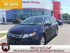 2016 Honda Odyssey EX-L/DVD, LEATHER INTERIOR,POWER SLIDING DOORS GROCERY GETTING IN STYLE!!