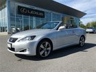 2012 Lexus IS250C 6A Rare find, local one owner dealer serviced car!