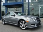 2012 Mercedes-Benz E300 SUNROOF, DRIVING ASSISITANCE, PARKTRONIC