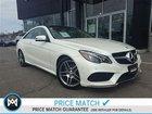 2014 Mercedes-Benz E350 Diamond white, AMG sport pkg, Driving assistance p
