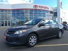 2013 Toyota Corolla CE convenience group Toyota Certified and Fully Reconditioned