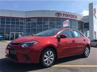 2015 Toyota Corolla LE, CVT Backup Camera, Heated Seats and much more!