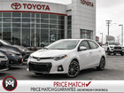 2015 Toyota Corolla S: LEATHER, SUNROOF, NAVIGATION THE TOP OF THE LINE COROLLA