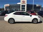 2016 Toyota Corolla 4-door Sedan LE CVTi-S Demo + Winter Tires & Rims