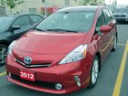 2012 Toyota Prius v Touring Package World's Best Selling Hybrid