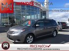 2016 Toyota Sienna LE: USB, BLUTOOTH, POWER SIDE DOORS 8 Passenger Sienna just in time for Spring