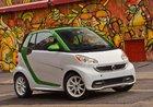 La smart fortwo électrique – Encore plus intelligente. - 3