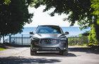 Infiniti QX50 2019 vs BMW X3 - 4